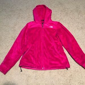 North face woman's Pink jacket